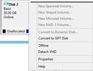 Tips and Tricks from the CTO: Converting VHDX TO VHD • CB Technologies