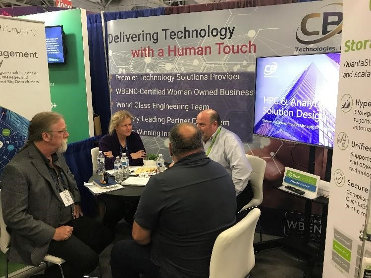 CBT at SC18, HPC Conference