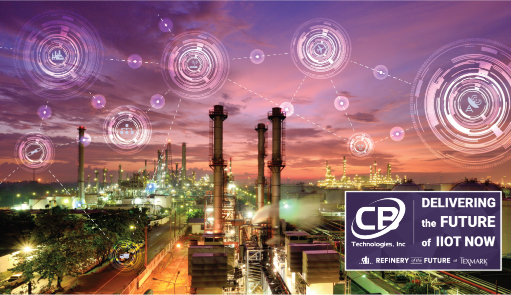 CB Technologies presents the Refinery of the Future at HPE Discover '19
