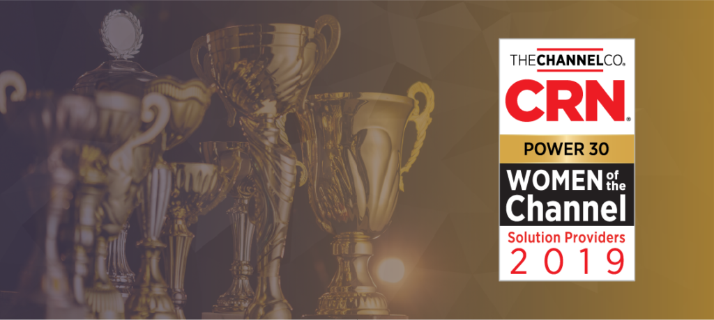 Kelly Ireland named to 2nd consecutive CRN Power 30 Solution Providers list