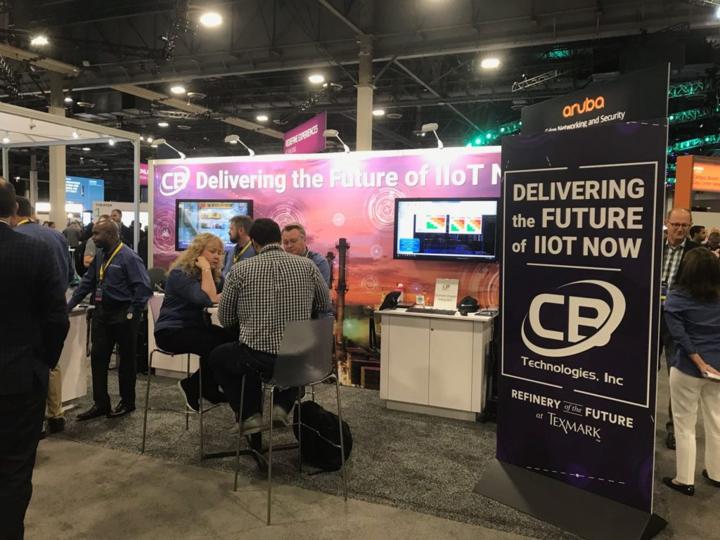 HPE Discover 2019 - CB Technologies' Booth