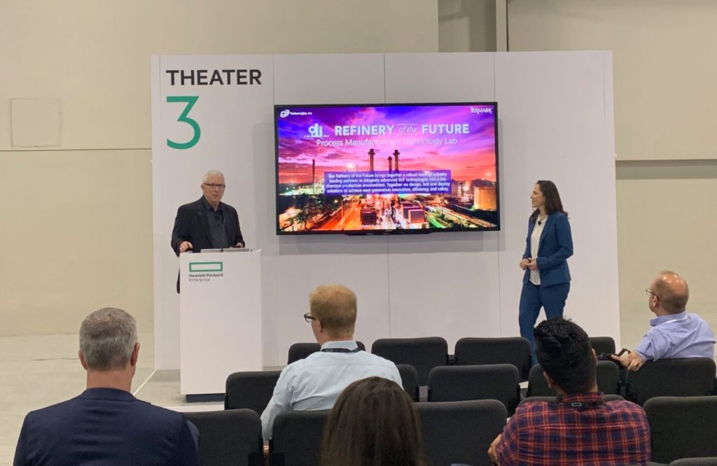 HPE Discover 2019 - Connected Worker Session