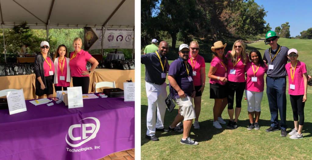 2019 CBT Golf Classic, Uplift Family Services Hollygrove, CB Technologies, Philanthropy