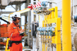 Connected Worker, Oil and Gas, Realwear
