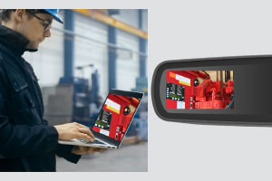 connected worker, remote training