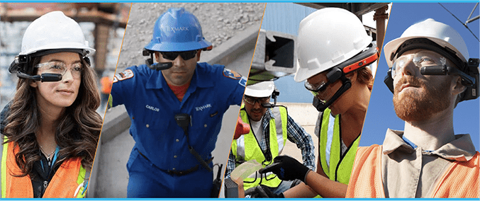 connected worker, wearables, Industrial IoT at the Edge
