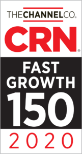 CRN Fast Growth 150, Award, Press Release, 2020
