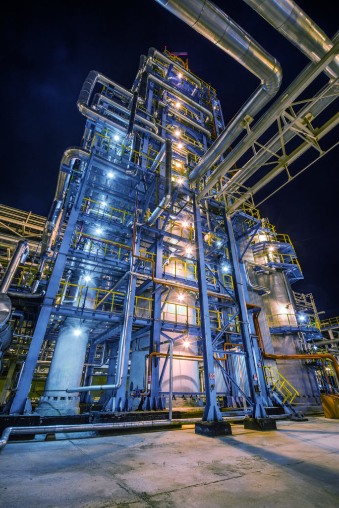 Condition Monitoring and Predictive Maintenance, CM, PdM, Refinery