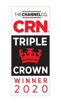CRN Triple Crown 2020, Award, Recognition, IT Solution Providers