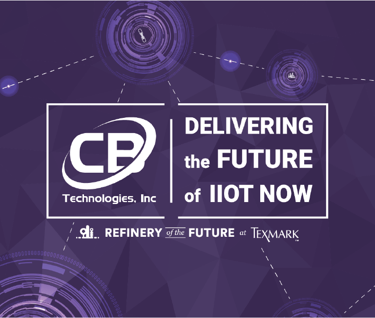 HPE Discover, Delivering the Future of IIoT Now, Refinery of the Future