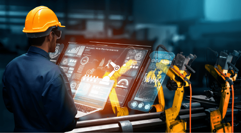 Industry 4.0, Smart Manufacturing