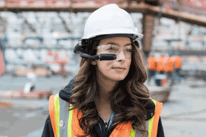 Connected Worker, Construction, Realwear