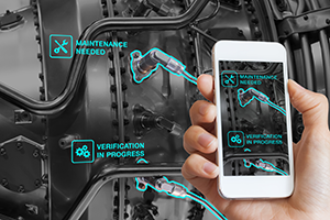 manufacturing, AR, Industrial IoT at the Edge